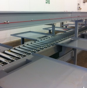 Roller conveyor - conveyorsandmore com