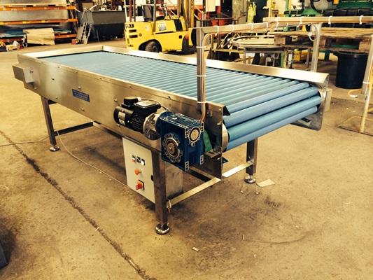 Roller conveyor s