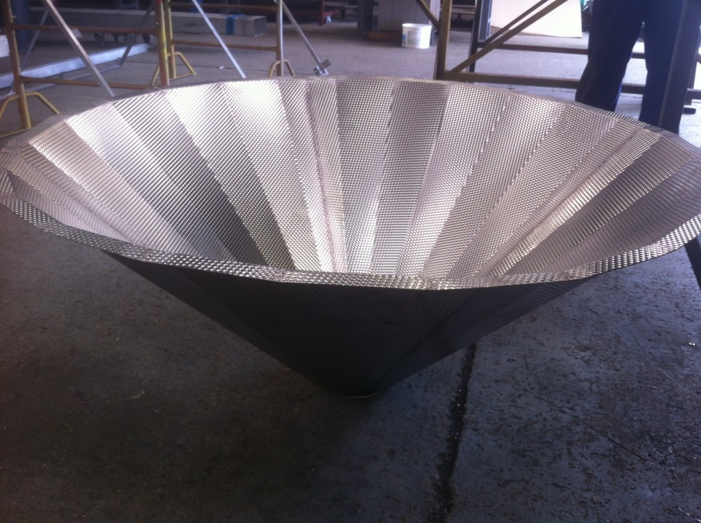 Stainless steel fabrication - conveyorsandmore.com