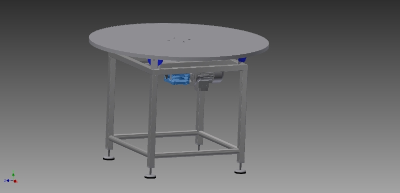 rotary table 3Ds